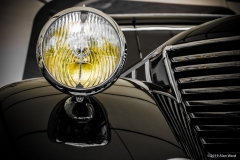 Renault Nervasport Headlamp and Grille