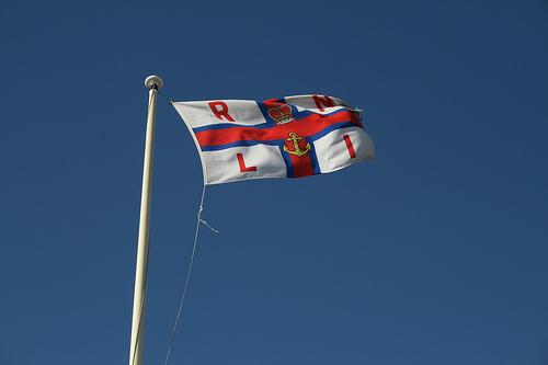 RNLI Flag by L2F1 (CC BY 2.0)
