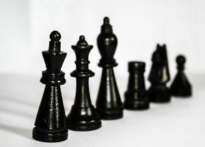 Hierarchy of pieces
