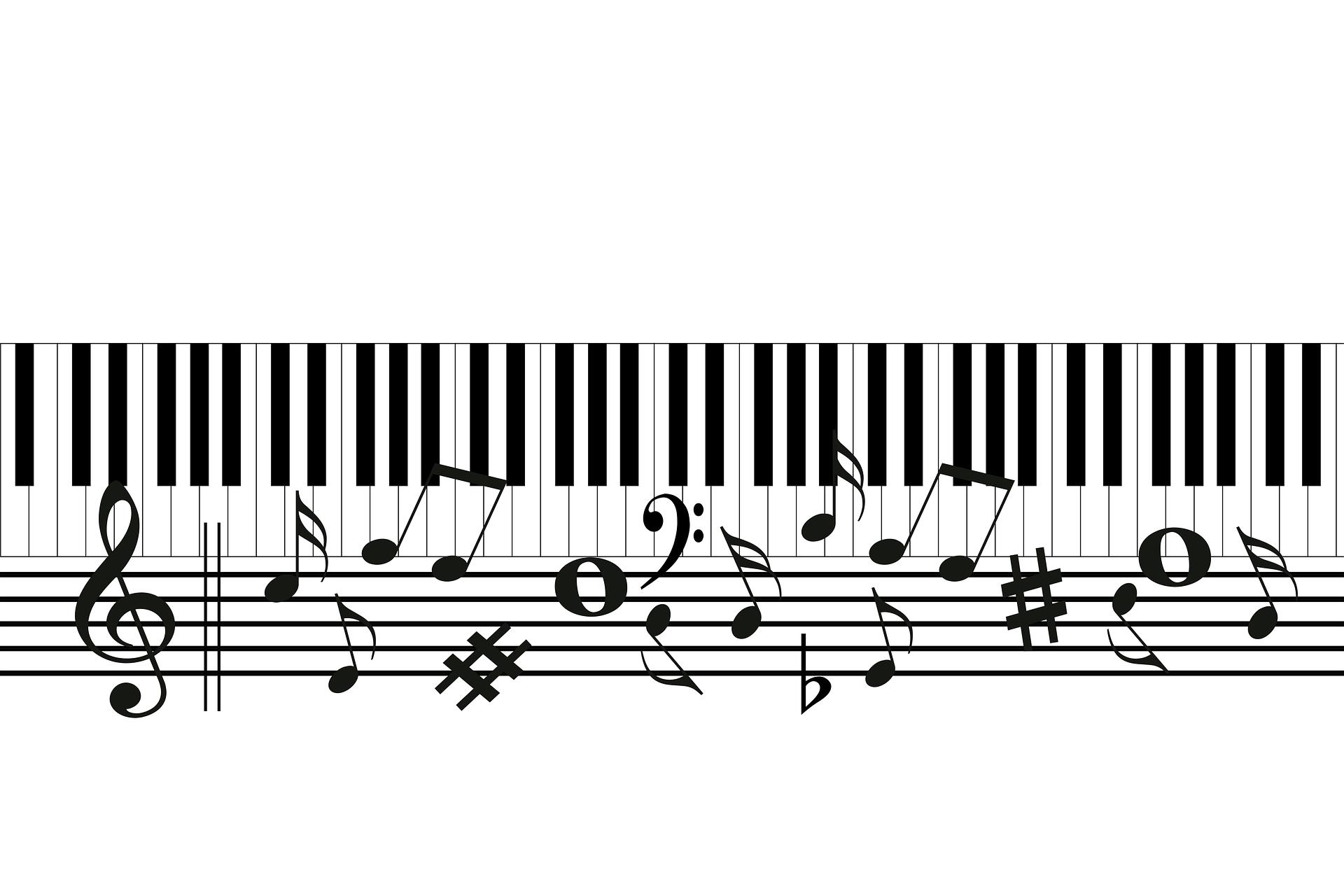 Jumbled music